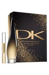 "Donna Karan - ""Liquid Cashmere Black"" Set."