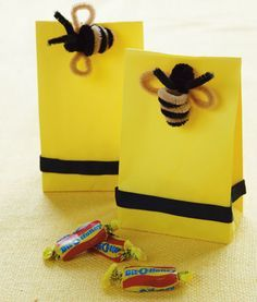 What will it Bee party bags