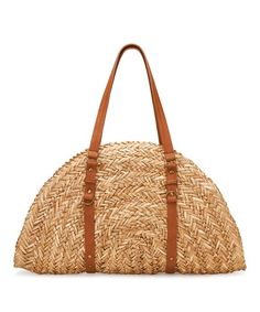 BAY SKY Womens Woven Straw Bag | BLUEFLY