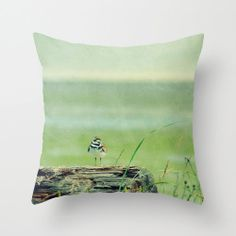 Look Out to Sea  Throw Pillow Case Photography Home by RDelean, $35.00