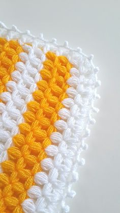 Banyo liflerine bi ekleme daha. 😄 Puff Stitch Crochet, Baby Afghan Crochet, Filet Crochet, Crochet Stitches, Crochet Purse Patterns, Crochet Purses, Baby Patterns, Crochet Designs, Cushions