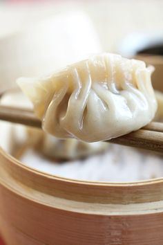 Steamed dumplings Recipe. The freshest, most delicious, and easiest dumplings ever. Much better than the frozen aisle dumplings