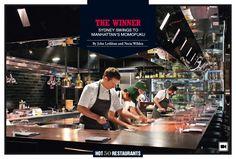 Restaurants: the winner