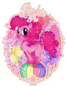 Pinkie Pie by RubyPM