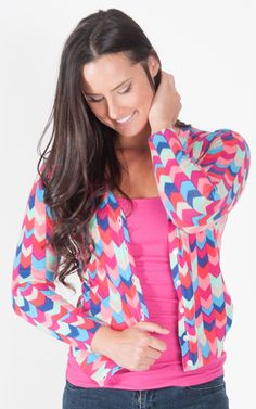 Dream Weave Audrey Cardigan