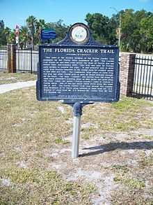 Florida Cracker Trail - runs 120 miles from East Bradenton to Fort Pierce. Things to do. Florida Sunshine, Florida City, Visit Florida, State Of Florida, Sunshine State, Florida Travel, Arcadia Florida, Vintage Florida, Old Florida
