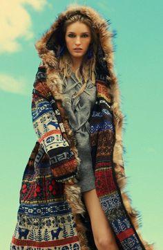 Aldo Martins Fall-Winter Collection.