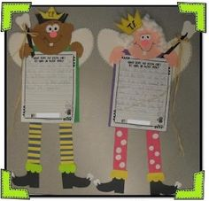 tooth fairy writing prompt for dental health week