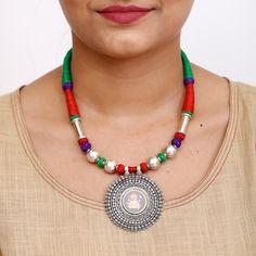 59.51 gm Plain Silver Necklace