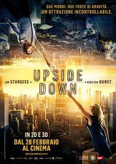2013, poster art: Upside down