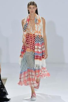 Temperley London Spring 2015 Ready-to-Wear Fashion Show: Complete Collection - Style.com