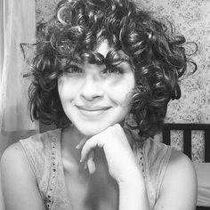 Cabelo cacheado   Gabi Vasconcelos - @gabivasconcellosv                                                                                                                                                                                 More