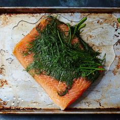 Magnus Nilsson's Gravlax recipe on Salmon Recipes, Fish Recipes, Seafood Recipes, Gravlax Recipe, Magnus Nilsson, Swedish Chef, Nordic Kitchen, Recipe Directions, Recipe Today