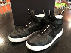 03df9f14b9 Nike Air Force 1 Ultraforce Mid Size 13 Men s Black Shoes Af1 Classic  864014-001