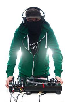 DJ.  Bartłomiej Kopczyński Black Studio portrait Photography www.blackstudio.eu