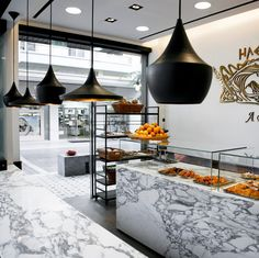 Store Design: Elektra Bakery by Studioprototype