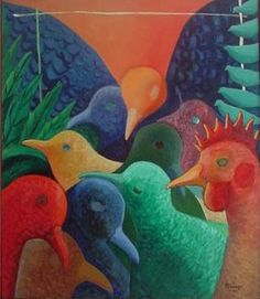 Pintores Venezolanos - Policarpo Contreras