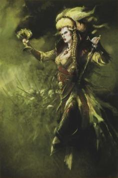 Isabella von Carstein or Isabella von Drak, wife to Vlad von Carstein, was a…