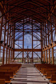 Lovely Holy Family Shrine On I 80 Near Greetna Nebraska Good Looking