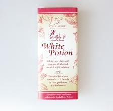 White Potion, packaging, CocoaNymph