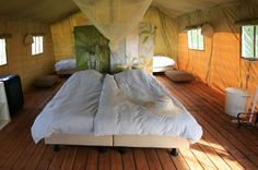 Small scaled glamping & Cottages in SW France. With 6 safari tents and 3 cottages/b&b and an enclosed pool. Great views, warm welcome and a permaculture garden on 5 hectares.