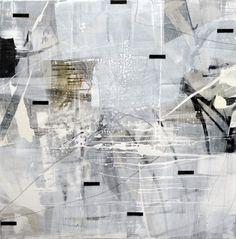 untitled / mixed media on canvas / 160 x 160 x 4cm/ ©2014 / R.Bohnenkamp