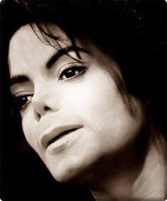 <3 Michael Jackson <3 What a beautiful photo of a beautiful man!