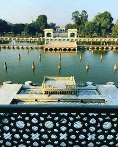 Salimaar Garden Lahore Punjab Pakistan
