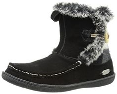 Woolrich Women's Pine Creek Winter Boot, Black/Black/White Buffalo Check Wool, 8 M US *** You can find out more details at the link of the image.