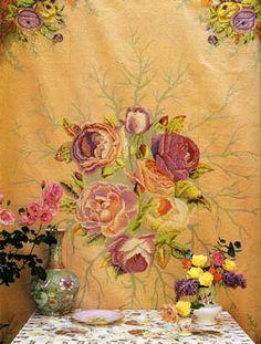 Decadence Carpet - Ehrman Tapestry Needlepoint