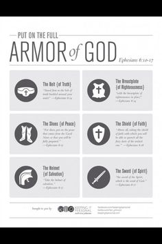 Get fully dressed everyday + mindfully tap into the spiritual tools for the spiritual battle: The Full Armor of God **FREE PRINTABLE** Ephesians by ericka Christian Life, Christian Quotes, Bible Scriptures, Bible Quotes, Spiritual Warfare, Spiritual Armor, Tips & Tricks, Jesus Freak, Bible Lessons