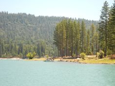 One of my favourite places in the world- Bass Lake, California Bass Lake, Vacation Spots, Lakes, Woods, Trail, California, Camping, River, Mountains