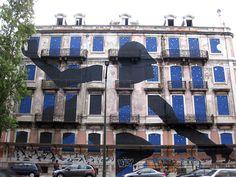 L'art de rue à travers le monde en photos   J'en reviens pas!
