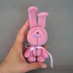 Amigurumi вязания крючком конфеты Кролик шаблон шаблон PDF от crochetorium