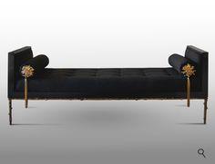 PRIVE Day Bed by KOKET #лимитированная серия #мебель класса люкс