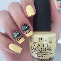 """107 Me gusta, 3 comentarios - Aksinya (@nails_by_aksinya) en Instagram: """"Mandala nails #nailfashion #naildesign #nailart #nails2inspire #nailsnailsnails #polishaddicted…"""""""