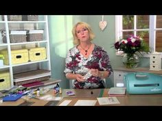 -Crafting My Style With Sue Wilson - 7. ALCOHOL INK BACKGROUND For Creative Expressions - YouTube