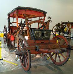 Musée des carrosses de Lisbonne; vers l'excellence