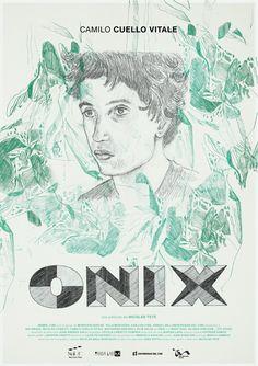 Camilo Cuello Vitale en Ónix #CineArgentino #Poster