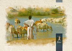 Sudan - Infografía para catálogo de viajes Sudan, Illustration, Painting, Visual Identity, Sun Art, Photo Retouching, Visual Arts, Graphic Art, Digital Art