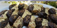 Βουτήματα για τον καφέ! Sweet Desserts, Cupcake Cookies, Food Photo, Biscotti, Cereal, Appetizers, Sweets, Breakfast, Recipes