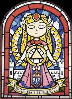 minish cap stained glass - Google Search