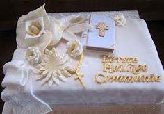 Afbeeldingsresultaat voor communie taarten