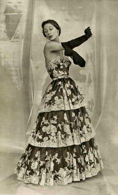 Cristobal Balenciaga, 1949