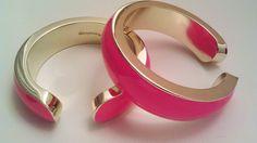 SkinnyMe Bangles Pink (pair)