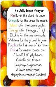 Image detail for -jelly bean prayer