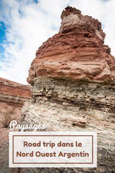 Un road trip dans le nord ouest de l'argentine, ça vous tente ? Au programme, des formations géologiques incroyables, des petits villages où il fait bon vivre ... De quoi faire un joli voyage en somme.