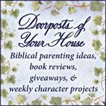 {FREE} Bible Study on Humility from Doorposts | Bible Based Homeschooling - {On a Budget}