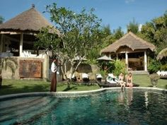 La Villa Mathis Hotel Bali - Hotel Exterior