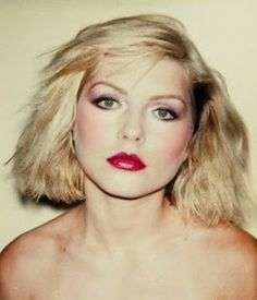 Blondie: Glam Rock inspriing the @DVF Fall 2013 collection